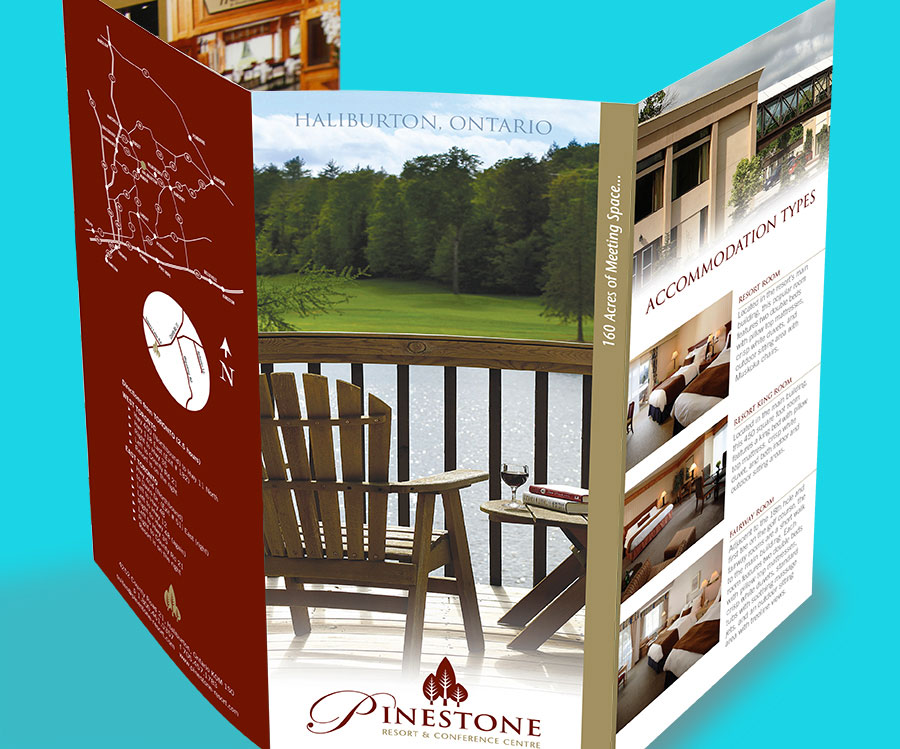 Pinestone-brochure