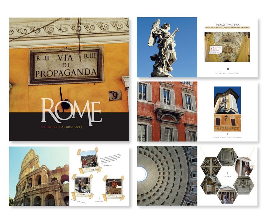 Rome-spread